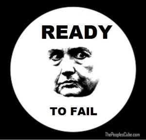 Ready to fail again