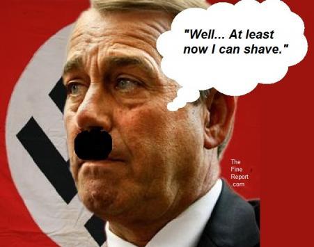 Boehner nazi
