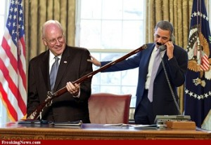 Obama-on-Phone-and-Dick-Cheney-with-a-Shot-Gun-69708 adjusted