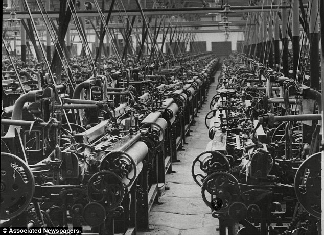 an analysis of the industrial revolution in britain and the role of the bourgeois in the nineteenth  The agricultural revolution and the industrial revolution historians have long believed that the modern world commenced in britain in the nineteenth centuries.