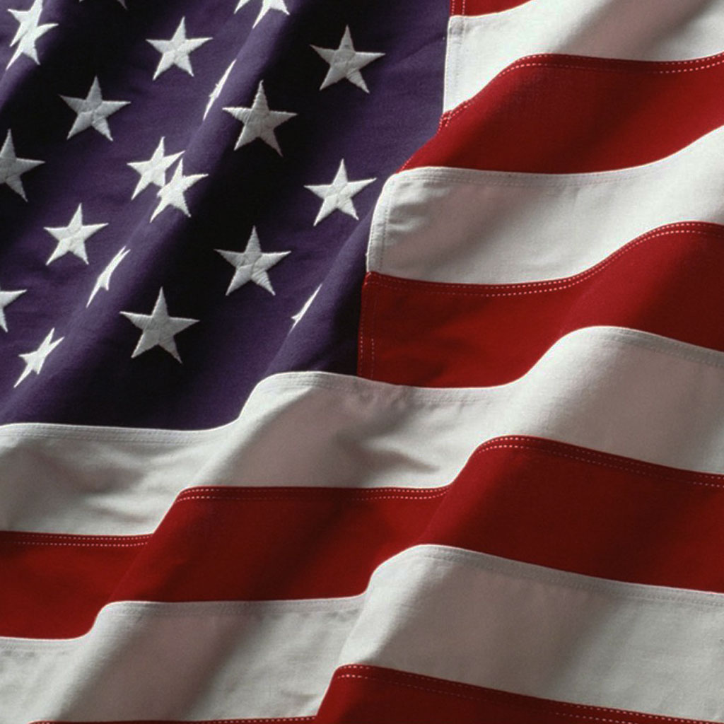 THE FINE REPORT - The GOP is dead. Our road forward: a ... American Flag