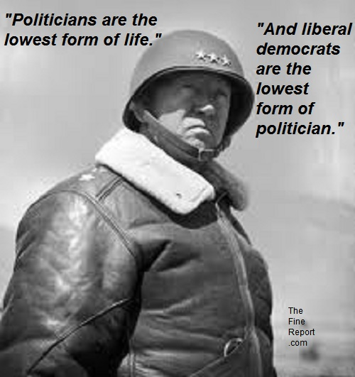 General Patton Quotes: That Moment You Realize That Donald Trump Looks Just Like