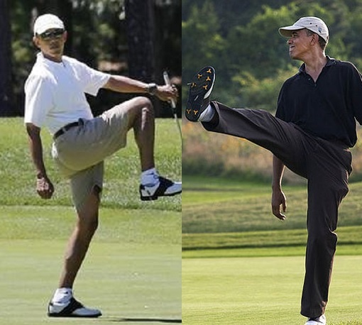 Obama incompetent asshole phrase... super